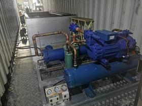 15吨直冷式条冰机