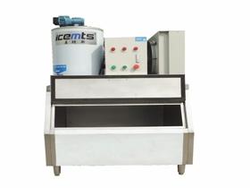 0.6吨小型商业片冰机MIF0.6T-R4A