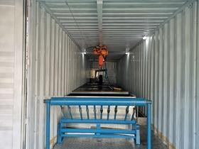 3吨直冷式条冰机