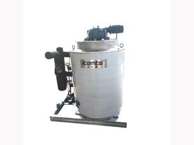 5吨中型商业片冰机蒸发器