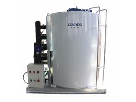 8吨中型商业片冰机蒸发器