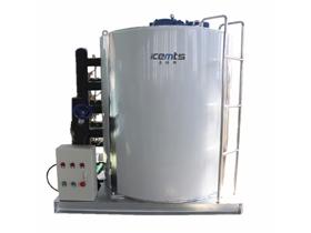 10吨中型商业片冰机蒸发器