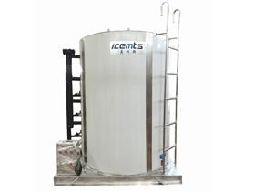 25吨大型工业片冰机蒸发器