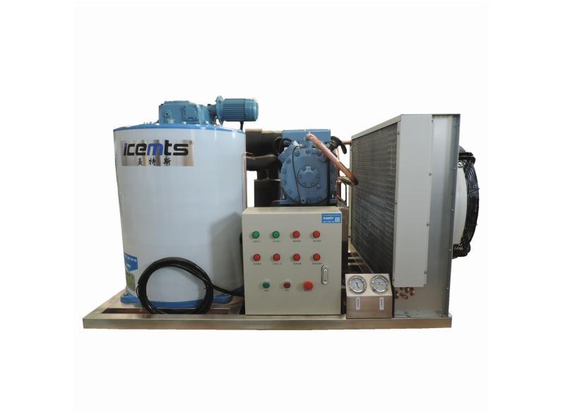2.5吨小型商业片冰机MIF2.5T-R4A