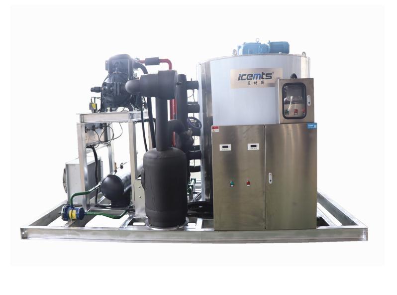 10吨中型工业片冰机MIF10T-R2W