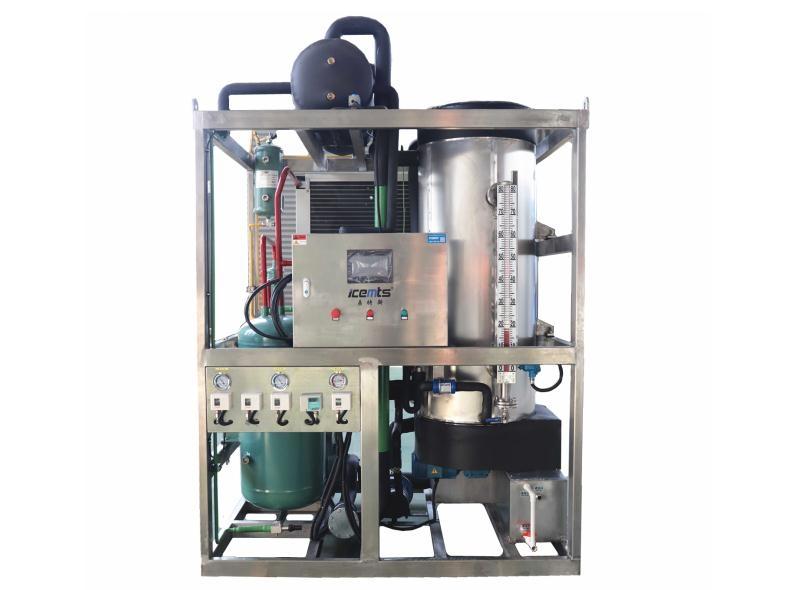 3吨小型商业管冰机