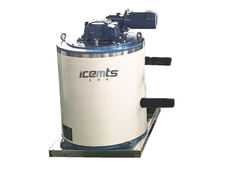 1.5吨小型商业片冰机蒸发器