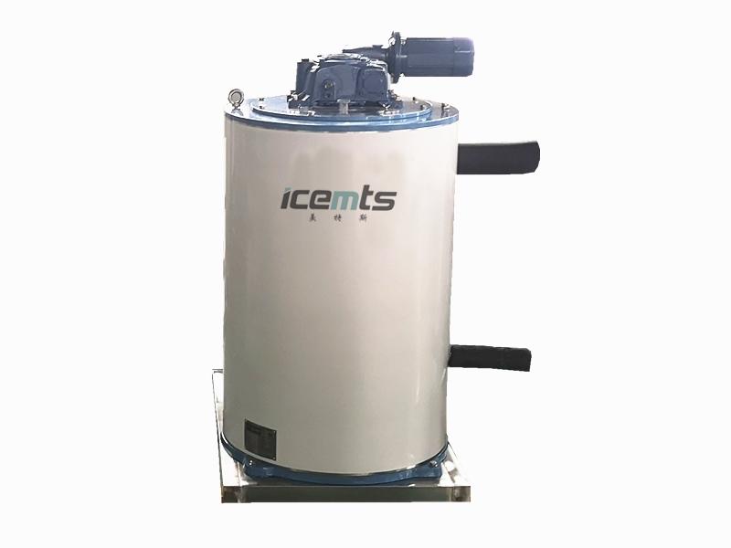 2吨小型商业片冰机蒸发器