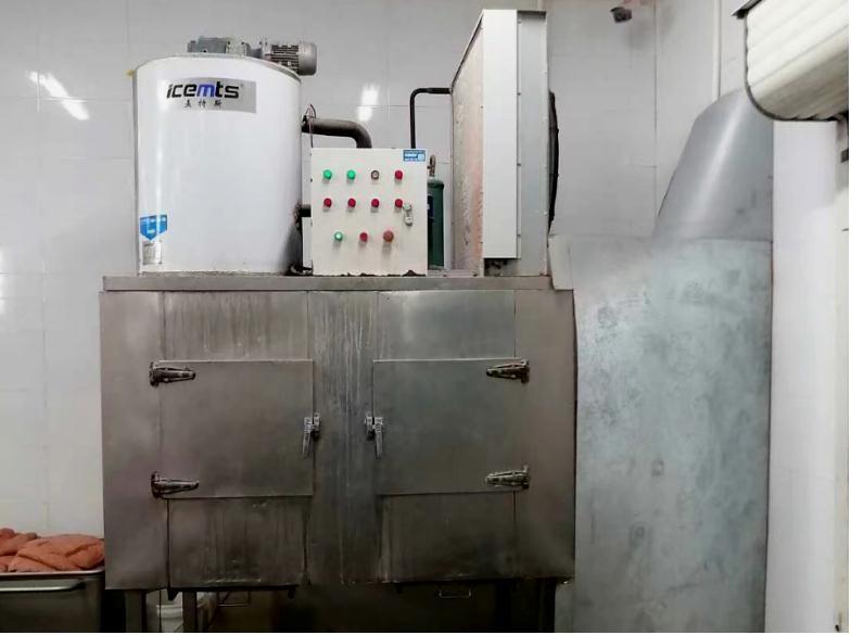 3吨片冰机