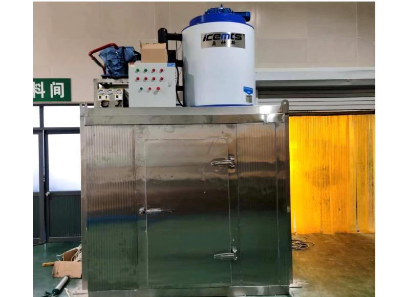 5吨片冰机