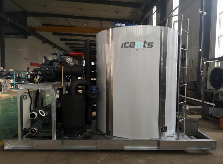 35吨片冰机