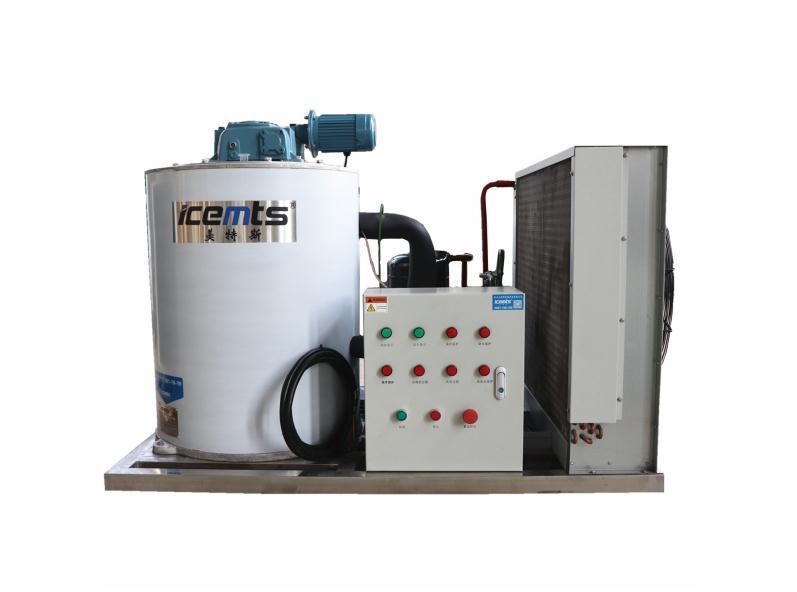 2吨小型商业片冰机MIF2T-R4A
